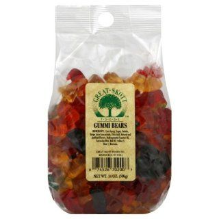 Great Skott Gummy Bears, 14 Ounce (Pack of 6)  Gummy Candy  Grocery & Gourmet Food