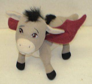 "Plush Stuffed Animal Doll  10"" Shrek Baby Donkey Dragon Toys & Games"