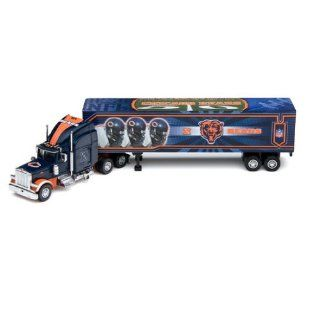 Chicago Bears 2006 NFL Peterbilt Tractor Trailer : Sports Fan Toy Vehicles : Sports & Outdoors
