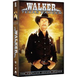 Walker Texas Ranger The Complete Second Season DVD