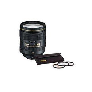 Nikon 24 120mm f/4G ED IF AF S VR II Nikkor Lens   Nikon U.S.A. Warranty   Free 77mm Ultra Violet (UV) Filter, 77mm Circular Polarizer, 77mm 812 Warming Filter, Pouch  Digital Slr Camera Lenses  Camera & Photo
