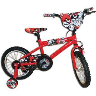 16 street flyers Angry Birds boys BMX bike