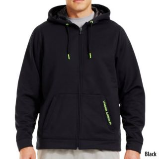 Under Armour Mens Armour Fleece Storm Big Logo Full Zip Hoodie 722780