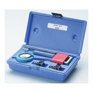 Central Tools 6405 Magnetic Base Dial Indicator Set: Automotive