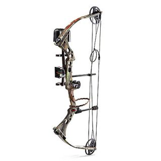 Parker Pink SideKick Youth Compound Bow w/Whisker Biscuit 40 60 lb. Draw Weight LH 433864