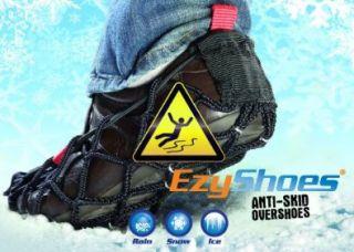 Ezy Shoes �,Schneeketten f�r Schuhe Gr.XL 42 47 Michelin Ezy Technologie � Schuhe & Handtaschen