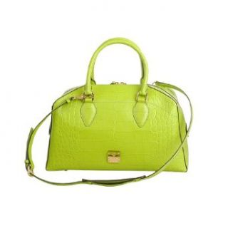 MCM Handtasche First Lady BOSTON bag limegreen: Bekleidung