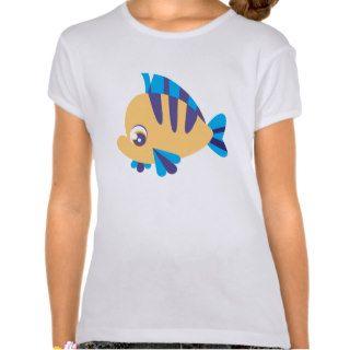 Little Mermaid's Flounder Disney Shirts