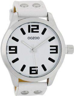 Oozoo XXL Damenuhr weiss C1050 Uhren