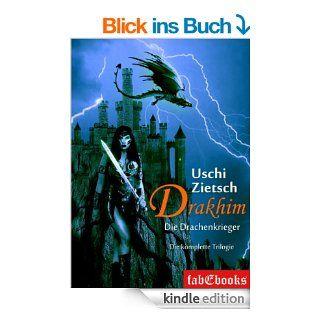 Drakhim   Die Drachenkrieger Trilogie 900 Seiten eBook: Uschi Zietsch: Kindle Shop