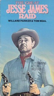 The Great Jesse James Raid: Willard Parker, Tom Neal, Reginald LeBorg, Barbara Payton, Wallace Ford: Movies & TV