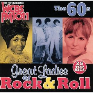 Great Ladies of Rock & Roll The 60s   WCBS
