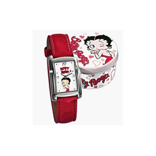 "Avon ""Here's a Kiss"" Betty Boop Watch in Tin at  Women's Watch store."
