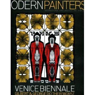 Modern Painters International Arts and Culture, June 2005: Venice Bienale, Gilbert & George Do Their Worst, On Set w/Ruscha, Free Thomas Demand Egg Carton for Every Reader, Tracey Emin Comes Clean, How Frida Kahlo Saved Herself   Jeanette Winterson: Ka