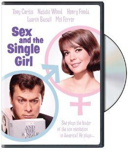 Sex and the Single Girl Lauren Bacall, Tony Curtis, Natalie Wood, Henry Fonda, Mel Ferrer, Fran Jeffries, Leslie Parrish, Edward Everett Horton, Larry Storch, Stubby Kaye, Howard St. John, Otto Kruger, Charles Lang, Richard Quine, William T. Orr, David R.
