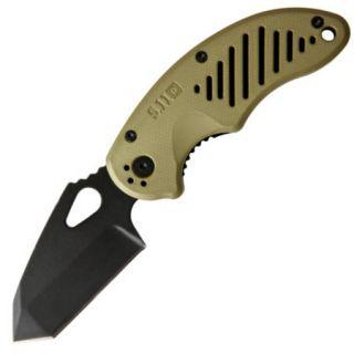 5.11 Tactical LDE Tanto Folding Knife 763954
