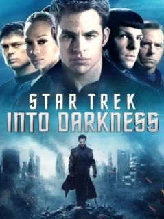 Star Trek Into Darkness Chris Pine, Zachary Quinto, Zoe Saldana, Karl Urban  Instant Video