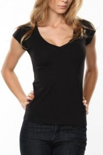 Kelly Nishimoto Leave It To Cleavage T shirt: Clothing