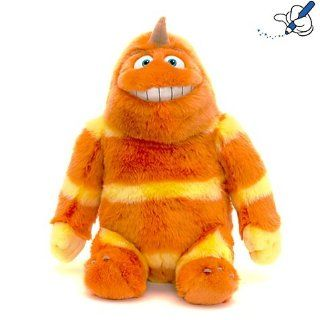 Disney Rare George Sanderson Monsters Inc Plush