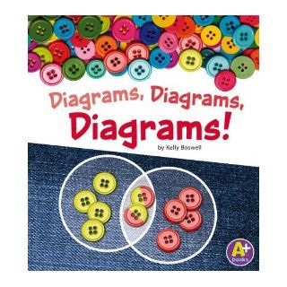 Diagrams, Diagrams, Diagrams! (Displaying Information): Kelly Boswell: 9781476533377: Books