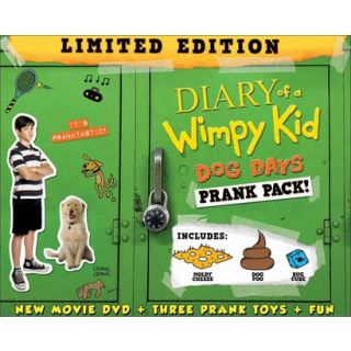 Diary of a Wimpy Kid Dog Days (Limited Edition