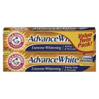 Arm & Hammer Advance White Extreme Whitening Bak
