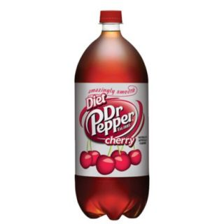 Dr. Pepper Diet Cherry Soda 2 l