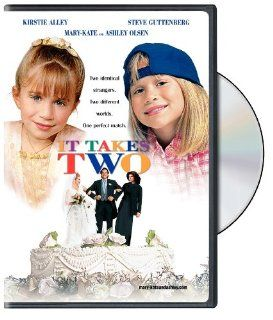 It Takes Two: Kirstie Alley, Steve Guttenberg, Mary Kate Olsen, Ashley Olsen, Jane Sibbett, Philip Bosco, Lawrence Z. Dane, Gerry Parkes, Ellen Ray Hennessey, Michelle Grisom, Ernie Grunwald, Desmond Robertson, Des Roberts, Andy Tennant: Movies & TV