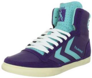 hummel SLIMMER STADIL RETRO HG 63 209 0517 Unisex   Erwachsene Fashion Sneakers: Schuhe & Handtaschen