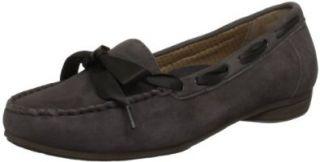 Gabor Dasha 64.211.13, Damen Mokassins, Braun (Taupe), 39 EU / 6 UK: Schuhe & Handtaschen