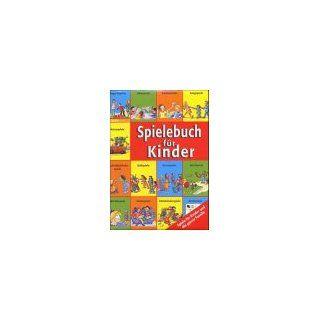 Spielebuch f�r Kinder   Kinderspiele, Reisespiele, Spiele f�r Kinderfeste und Kindergeburtstage: Kerstin V�lker, Petra Kulbatzki: Bücher