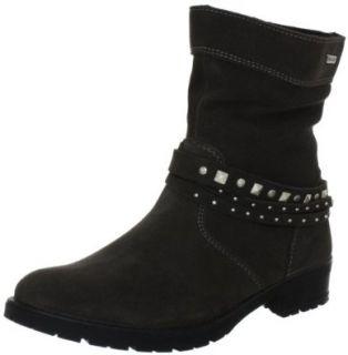 Ricosta Schuhe Stiefel Boots Ricosta tex Weite mittel Raquel stone 78 214 460, Gr��e32 Schuhe & Handtaschen