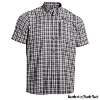 Under Armour Mens Fish Hunter Short Sleeve Shirt 759428