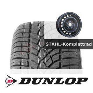 4 er Satz Winterr�der Opel ZAFIRA B (AHMONOCAB) 205/55 R16 91H Dunlop SP WINTER SPORT 3D RUNFLAT MO EXT Winterreifen Stahl Komplettr�der,Stahlrad 13011221 Auto