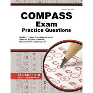 COMPASS Exam Practice Questions COMPASS Practice Tests
