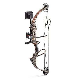 Parker BuckShot Extreme Youth Compound Bow w/TM Prong Style Rest 15 29 lb. Draw Weight LH 433874