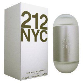 Carolina Herrera 212 femme / woman, Eau de Toilette, Vaporisateur / Spray 100 ml, 1er Pack (1 x 100 ml): Carolina Herrera: Parfümerie & Kosmetik