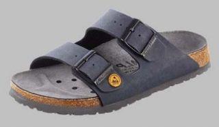 ALPRO P 220 ESD Sandalen Birko Flor mit normalem Fu�bett: Schuhe & Handtaschen