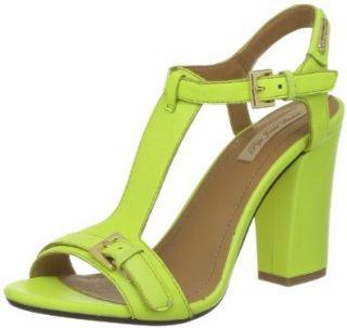 Pepe Jeans London BRK 272 E PFS90226 043, Damen Sandalen, Gr�n (Yellow), EU 40 Schuhe & Handtaschen
