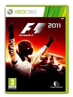 F1 2011 [PEGI]: Xbox 360: Games