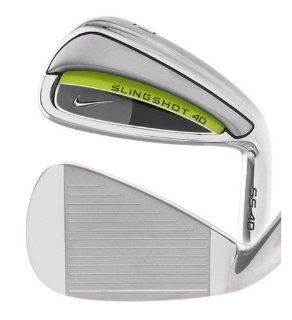 Nike Slingshot 4D 4 PW, AW Steel Stiff : Golf Wedges : Sports & Outdoors