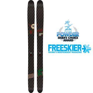 Rossignol S7 Caballero Alpine Ski