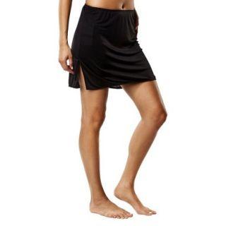 Vassarette Womens 16 Half Slip   Black L