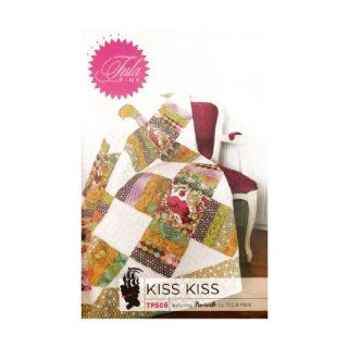 Tula Pink Kiss Kiss Quilt Pattern By The Each