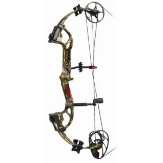 PSE Sinister Compound Bow RH 60 lbs. Mossy Oak Infinity 722749