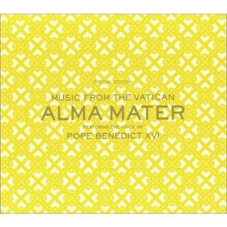 Alma Mater Music from the Vatican (Book, CD & DVD)