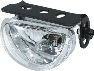 "Pilot Performance Lighting   PL 282C Pilot 2 7/8""x 1 5/8"" Half Moon Driving Light Kit, Clear Automotive"