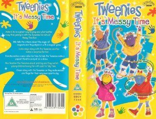 Tweenies [VHS]: Colleen Daley, Justin Fletcher, Bob Golding, C.H. Beck, Samantha Dodd, Alan Riley, Simon Grover, Tamsin Heatley, Emma Weaver, Sinead Rushe, Jenny Hutchinson, Matthew Lyons: Movies & TV