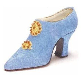 Fete Miniature Shoe   Sweet Indulgence   Collectible Figurines