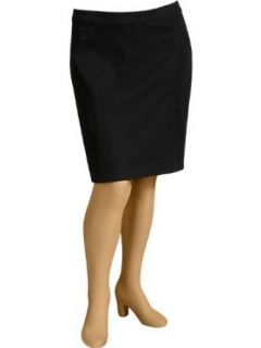 Old Navy Womens Plus Two Way Stretch Pencil Skirts Black jack 22 Plus